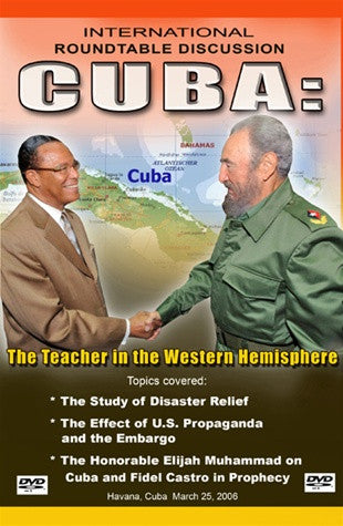 Cuba: The Teacher in the West (DVD)
