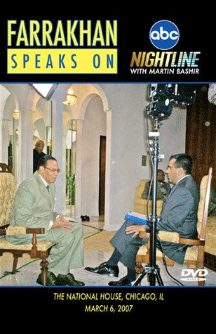 ABC Nightline Interview with Martin Bashir (DVD)
