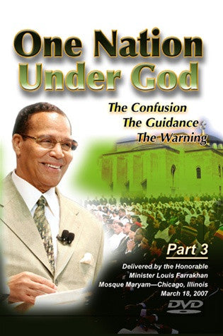 One Nation Under God Part 3