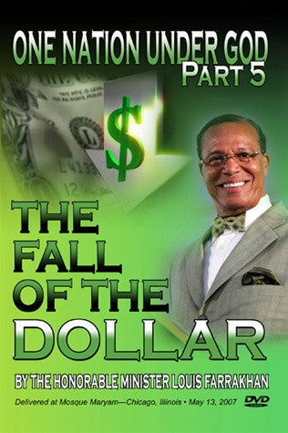 The Fall of the Dollar- Mother's Day (DVD)