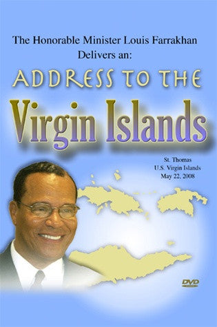 Address to the Virgin Islands
