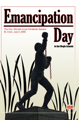 Emancipation Day Celebration- St. Croix (DVD)