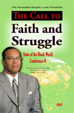 A Call to Faith and Struggle (DVD)