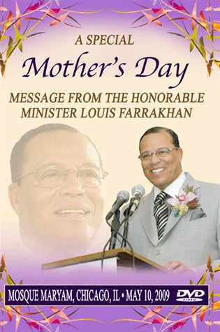 Message on Mother's Day 2009 (DVD)