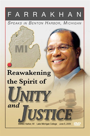 Reawakening the Spirit of Unity and Justice (DVD)