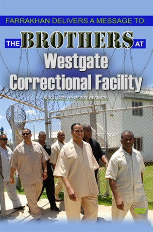 Message to the Brothers at Westgate Correctional Facility (DVD)