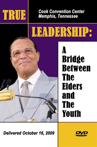 True Leadership:A Bridge To Connect the Elders With The Youth (DVD)