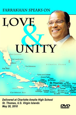 St. Thomas Message: Love and Unity