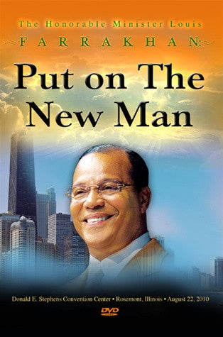 Put On The New Man (DVD)