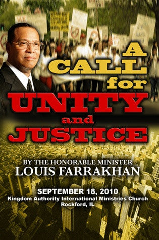 Unity And Justice (DVD)