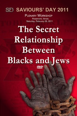 The Secret Relationship Between Blacks and Jews Workshop (DVD)