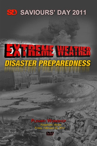 Extreme Weather: Disaster Preparedness Workshop (DVD)