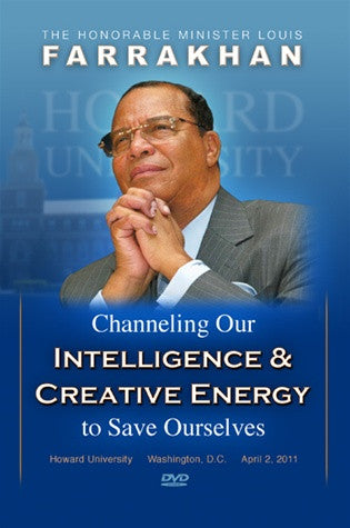 """Channelling Our Intelligence and Creative Energy To Save Ourselves"" (DVD)"