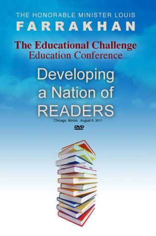 The Educational Challenge Conference: Developing A Nation of Readers