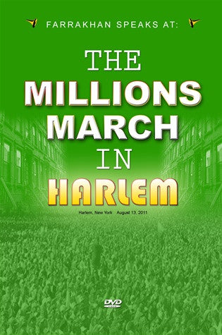 The Millions March In Harlem (DVD)