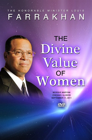 The Divine Value Of Women (DVD)