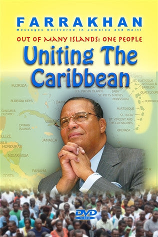 Out Of Many Islands:One People- Uniting The Carribbean (DVD)
