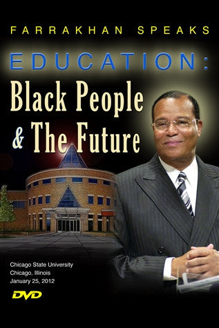 Education: Black People and The Future (DVD)