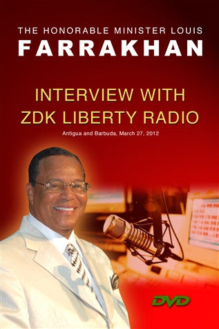 Interview With ZDK Liberty Radio (DVD)