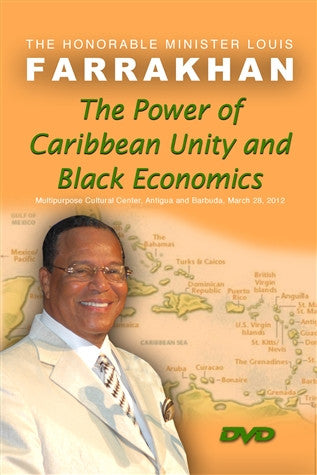 The Power Of Caribbean Unity And Black Economics (DVD)