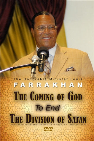 The Coming Of God To End The Division Of Satan