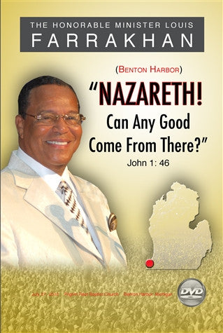 Nazareth! Can Any Good Come From There? John 1:46 (DVD)