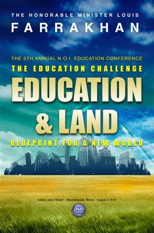 Education & Land: The Blueprint For A New World