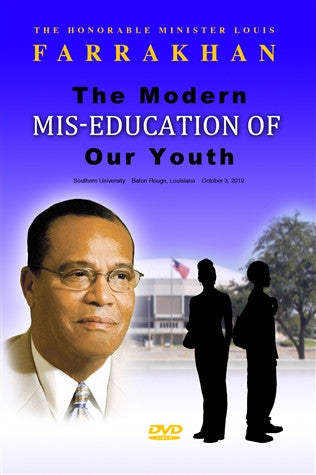 The Modern Mis-Education Of Our Youth (DVD)