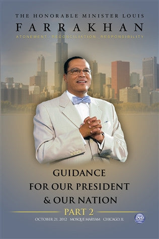 Guidance For Our President And Our Nation Pt. 2 (DVD)