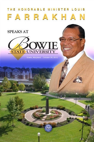 Bowie State University (DVD