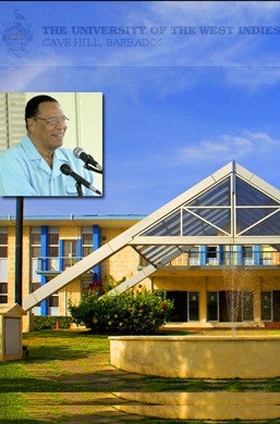 Address At University Of The West Indies (CD)