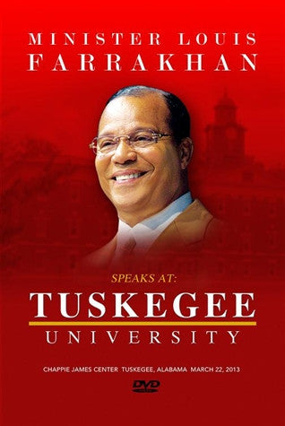 Tuskegee University: The Seminal Fluid Of The Kingdom Of God (DVD)