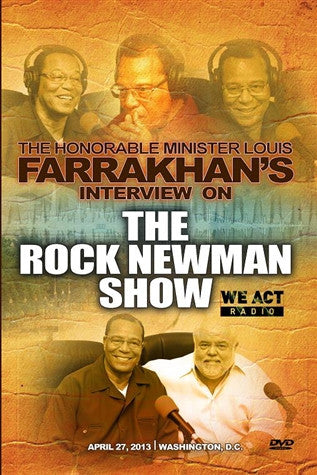 Interview On The Rock Newman Show