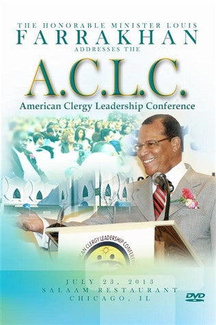 A.C.L.C. Prayer Breakfast (DVD)