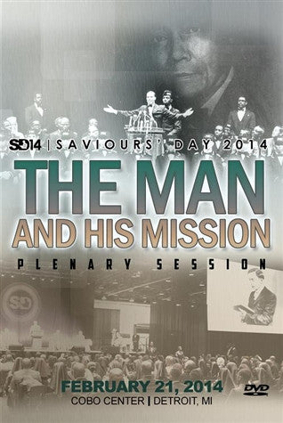 The Man And His Mission Plenary Session (DVD)