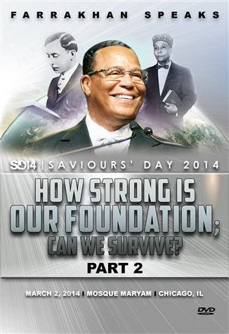 How Strong Is Our Foundation: Can We Survive? Part 2