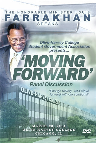 Moving Forward: Panel Discussion (DVD)