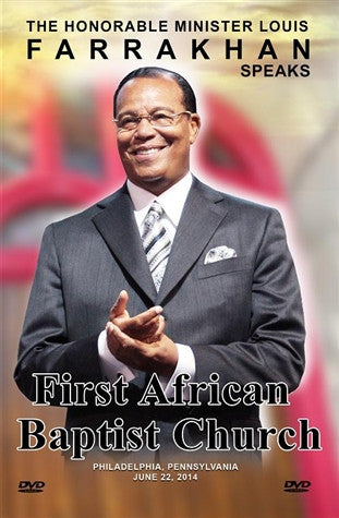 First African Baptist Church (DVD)