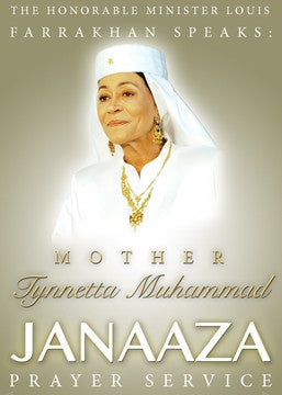 Mother Tynnetta Muhammad Janaaza Prayer Service