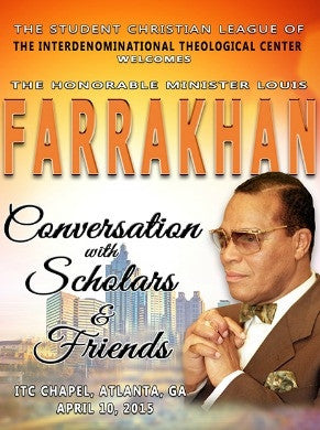 A Conversation With Scholars and Friends, ITC Atlanta (DVD)