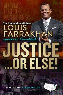 Justice Or Else! Pt. 15: Who Did Sin? The Black Man and Woman Made into The Image of The Oppressor (DVD)