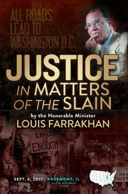 Justice Or Else! Pt. 16: Justice in Matters of The Slain (DVD)