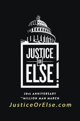 "Justice Or Else! Interview with The Honorable Minister Louis Farrakhan and ""Hip-Hop Since 1987"" (CD)"