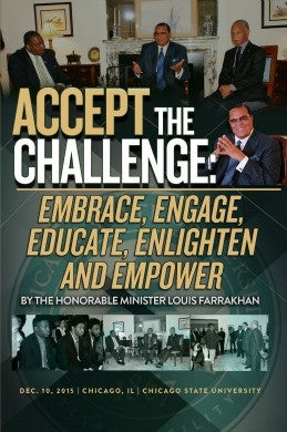 Accept The Challenge: Embrace, Engage, Educate, Enlighten and Empower (DVD)