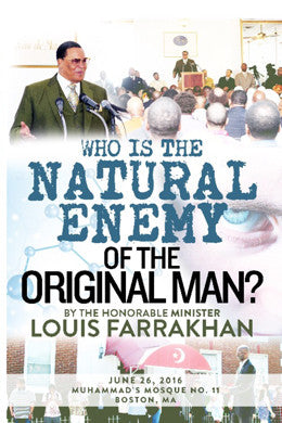 Who Is The Natural Enemy Of The Original Man?