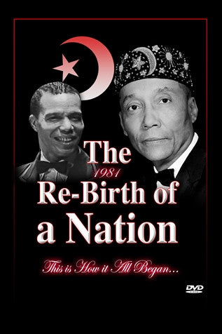 The Re-Birth Of A Nation (DVD)