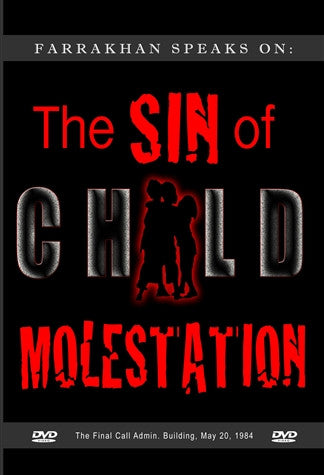 The Sin Of Child Molestation (DVD)