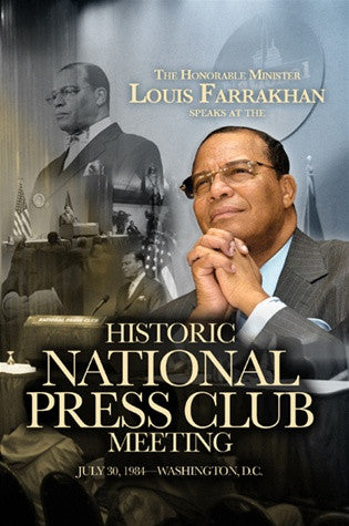 Historic National Press Club Meeting (DVD)