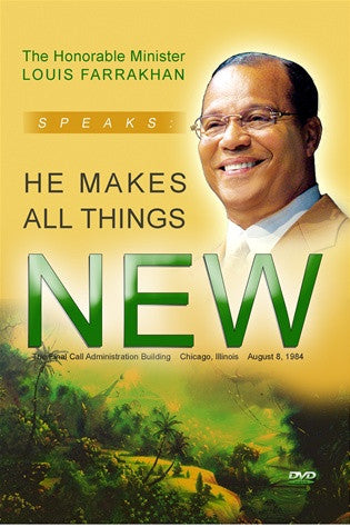 He Makes All Things New (DVD)