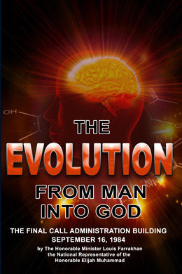 The Evolution From Man Into God